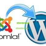 Перенос сайта с joomla на wordpress
